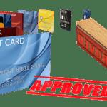 การพิจารณาอนุมัติวงเงินบัตรเครดิตของธนาคาร