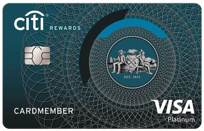 บัตรเครดิตซิตี้แบงก์-รีวอร์ด-วีซ่า