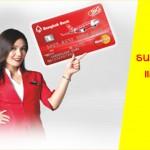 สมัครทำบัตรเครดิตธนาคารกรุงเทพ แอร์เอเชีย ช้อป เที่ยว บัตรเดียวเอาอยู่