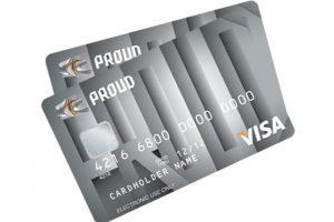 บัตรกดเงินสด KTCPROUD